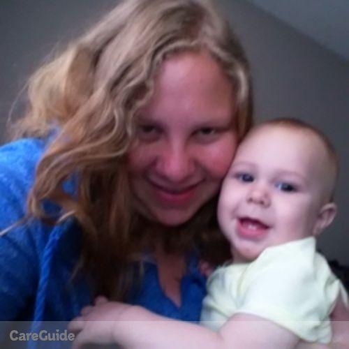 Canadian Nanny Provider Savanna Dougherty's Profile Picture