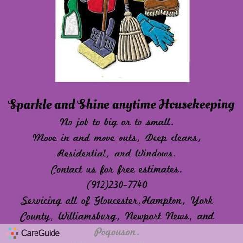 Housekeeper Provider Cristin H's Profile Picture