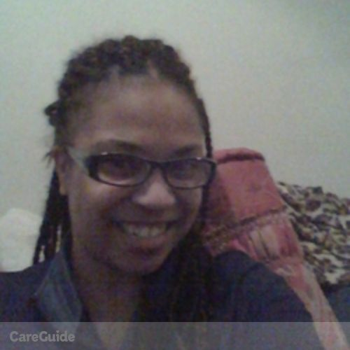 Canadian Nanny Provider Nadine's Profile Picture