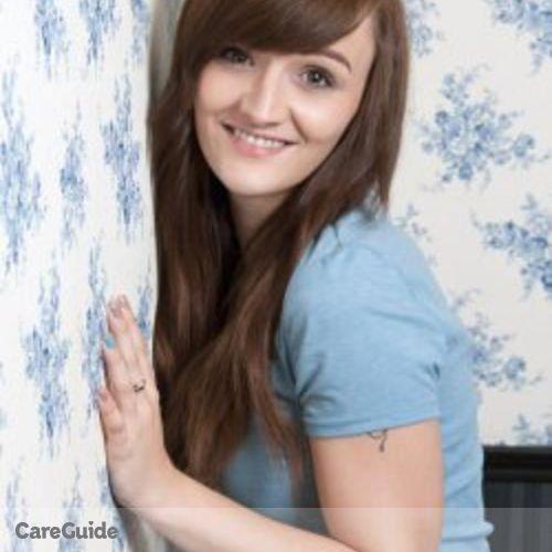 Canadian Nanny Provider Alicia Kerr's Profile Picture