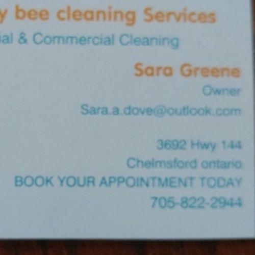 Housekeeper Provider Sara Greene Gallery Image 1