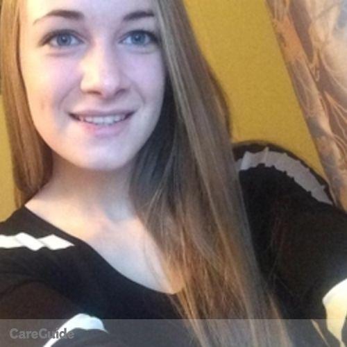 Canadian Nanny Provider Jenna Johnston's Profile Picture