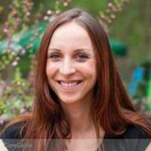 Canadian Nanny Provider Veronika Pazderova's Profile Picture