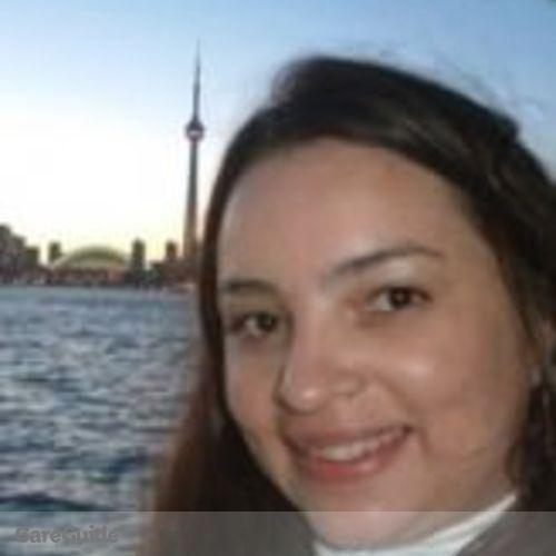 Canadian Nanny Provider Daniela A's Profile Picture