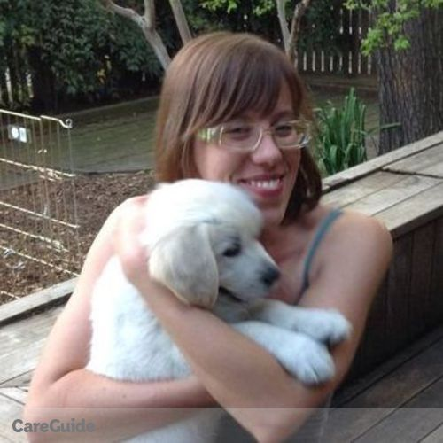 Pet Care Provider Jane Kineva's Profile Picture