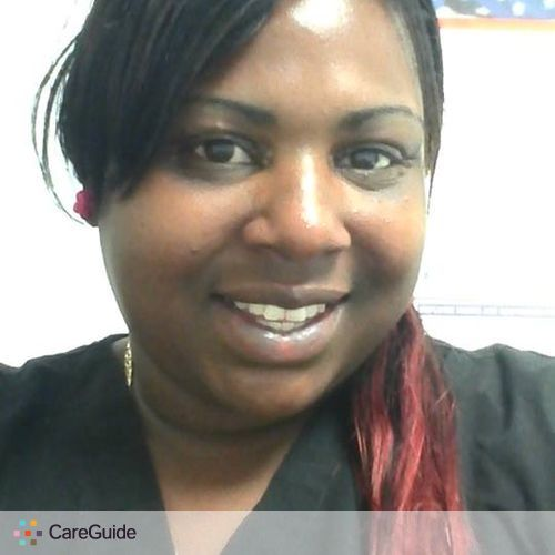 Child Care Provider Ebonee Peak's Profile Picture