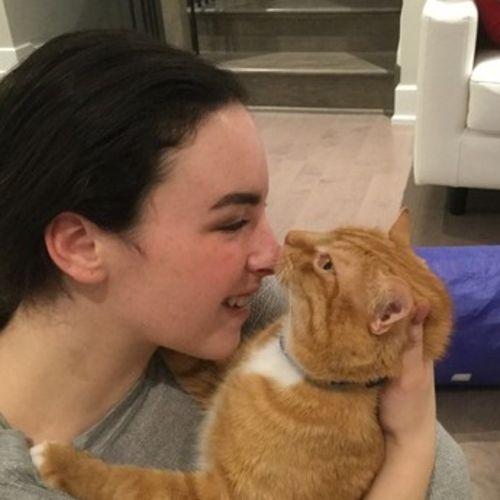 Pet Care Provider Katia Bisson's Profile Picture