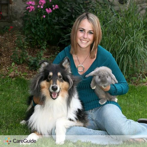 Pet Care Provider Courtney Walker's Profile Picture
