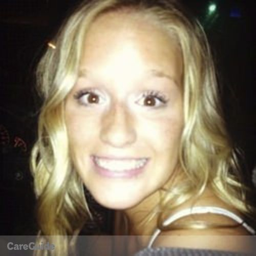 Canadian Nanny Provider Taylor 's Profile Picture