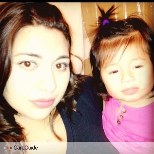 Child Care Job Kalyssa Sanchez's Profile Picture