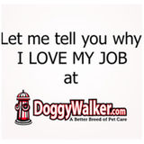 20 year old professional pet services company hiring for caregivers for Alexandria's and Arlington's pets!