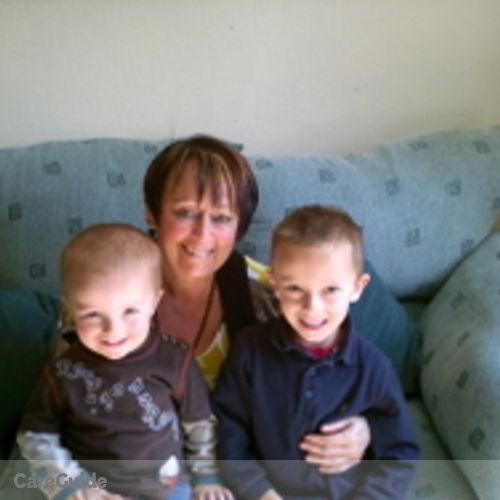 Canadian Nanny Provider Jean S's Profile Picture