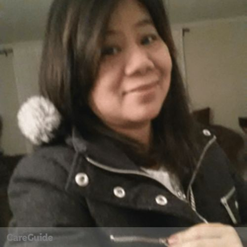 Canadian Nanny Provider Benjie M's Profile Picture