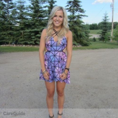Canadian Nanny Provider Ali Hills's Profile Picture