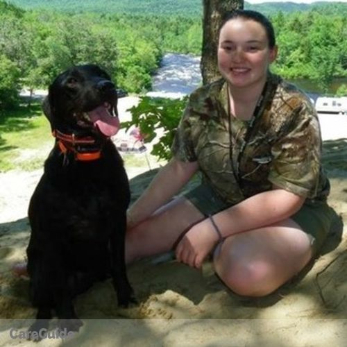 Pet Care Provider Ashley Gifford's Profile Picture