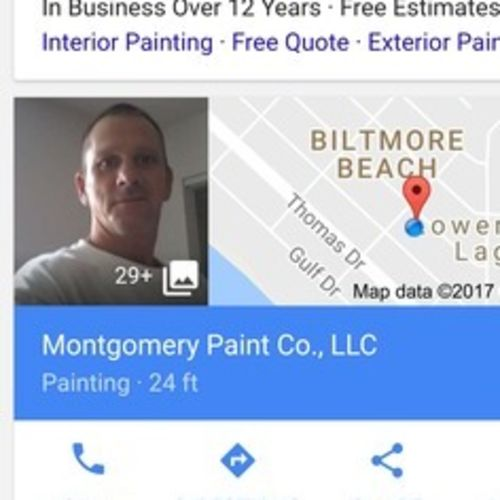 Painter Provider Montgomery Paint's Profile Picture