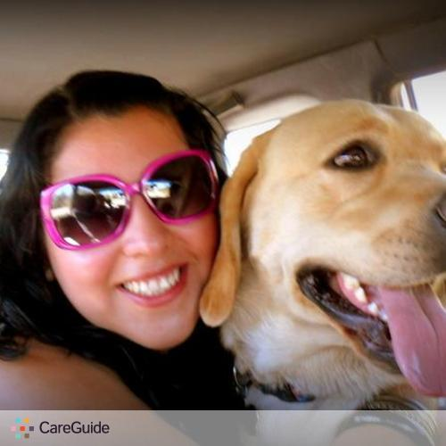 Pet Care Provider Magdalena Esparza's Profile Picture