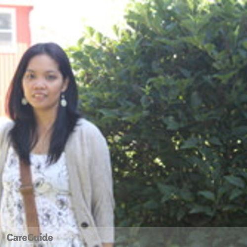 Canadian Nanny Provider Cristeta V's Profile Picture