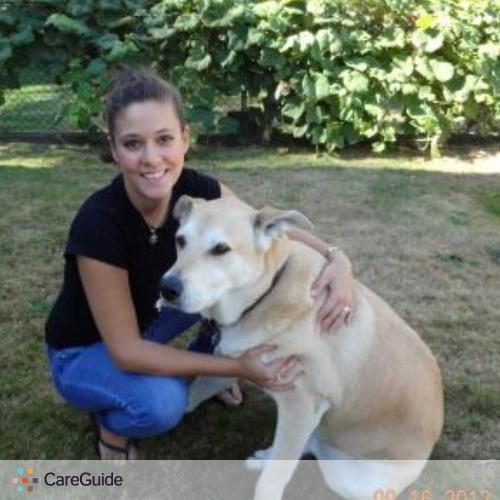 Pet Care Provider Amanda Moule's Profile Picture