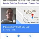 Painter in Panama City Beac