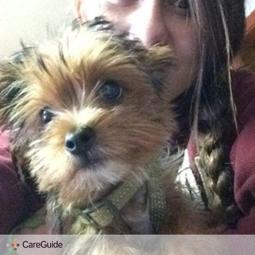 Pet Care Job Paige Elizabeth's Profile Picture