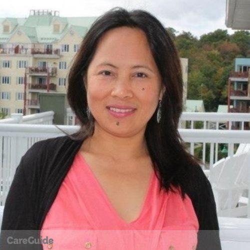 Canadian Nanny Provider Josephine Pedregosa's Profile Picture