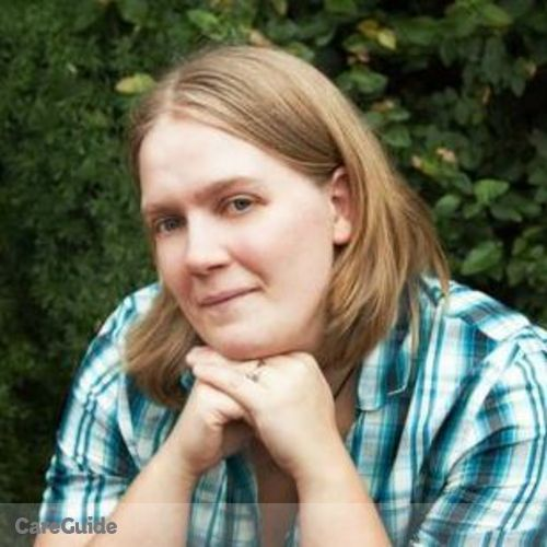 Canadian Nanny Provider Crystal Piercey's Profile Picture