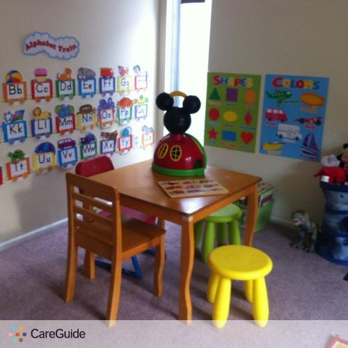 Child Care Provider Gisela Argueta's Profile Picture