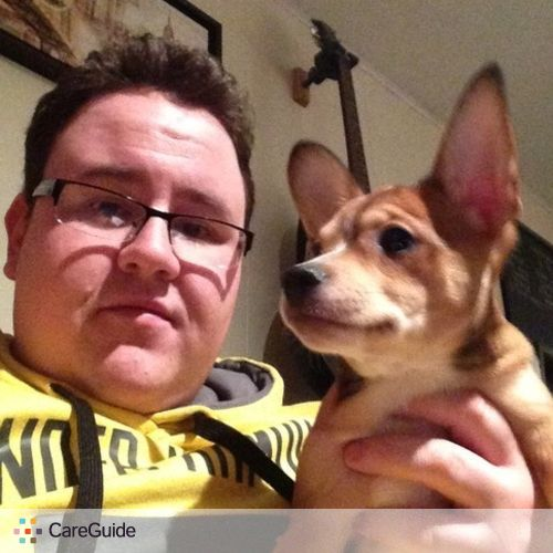 Pet Care Provider Shawn Pelley's Profile Picture