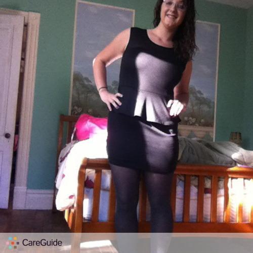 Child Care Provider Sarina W's Profile Picture