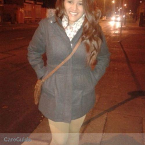 Canadian Nanny Provider Natasha Yanez's Profile Picture