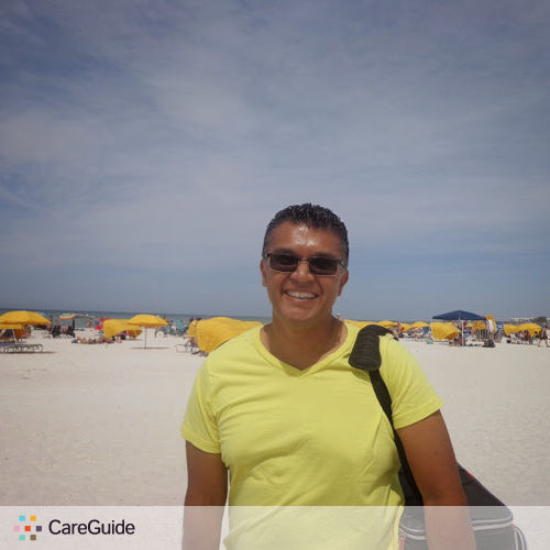Housekeeper Provider Daniel Ruiz's Profile Picture