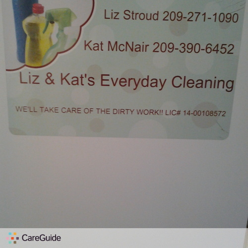 Housekeeper Provider Liz S's Profile Picture