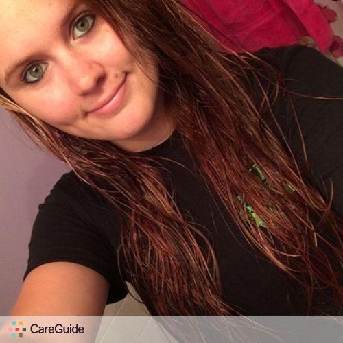 Child Care Provider Alivia Burris's Profile Picture