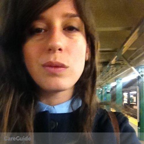 House Sitter Provider Alessandra F.'s Profile Picture