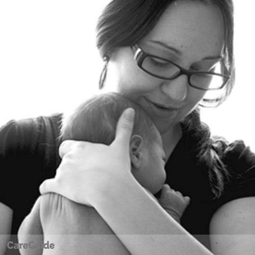 Canadian Nanny Provider Angela Turgeon's Profile Picture