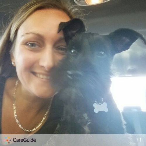 Pet Care Provider Danielle Arienta's Profile Picture