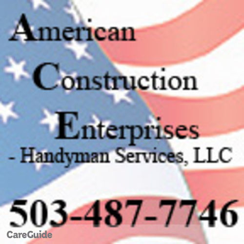 Handyman Provider American Construction Enterprises - H's Profile Picture
