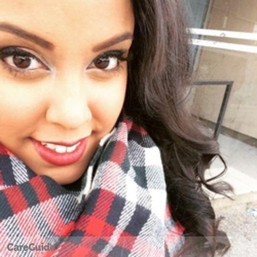 Canadian Nanny Provider Jasmine Fernando's Profile Picture