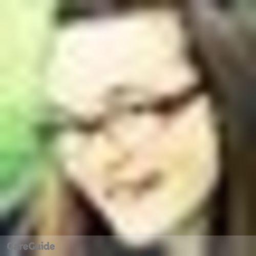 Canadian Nanny Provider Abigail Larson's Profile Picture