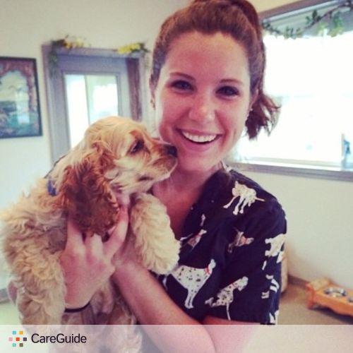 Pet Care Provider Dani Forry's Profile Picture