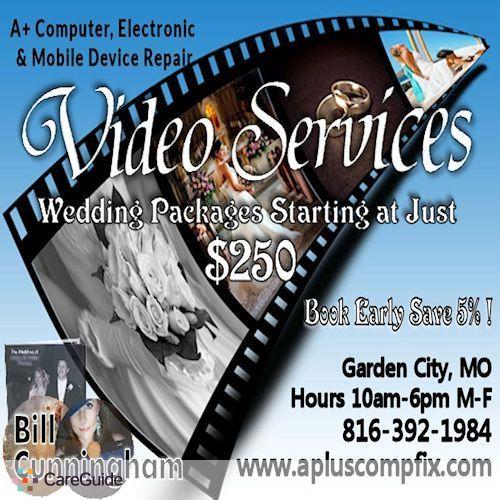 Videographer Provider Bill Cunningham's Profile Picture