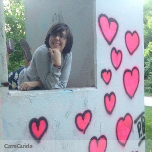 Canadian Nanny Provider Kristine M's Profile Picture