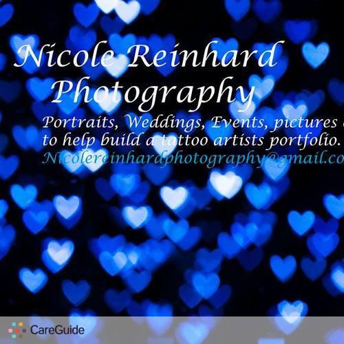 Photographer Provider Nicole R's Profile Picture