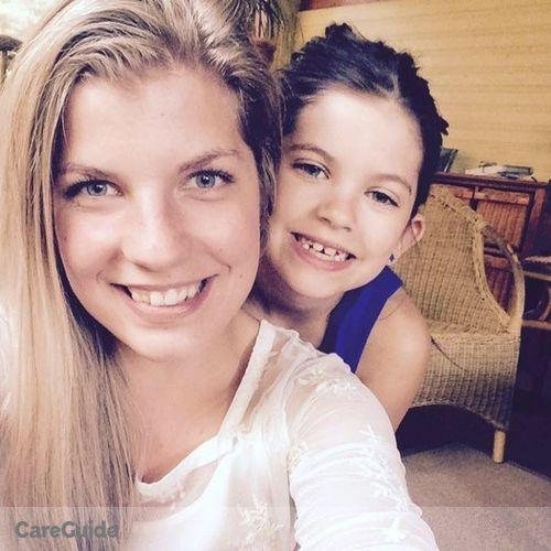 Canadian Nanny Provider Sam van der Walde's Profile Picture