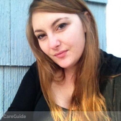 Canadian Nanny Provider Brianna Baker's Profile Picture