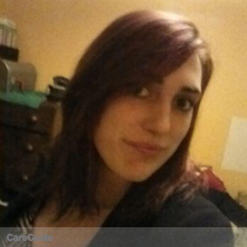 Canadian Nanny Provider Rachel Van Vlymen's Profile Picture