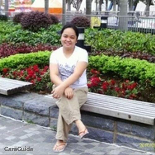 Canadian Nanny Provider Cherry Desembrana's Profile Picture