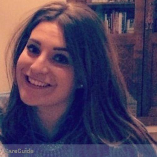 Canadian Nanny Provider Alessia Bouvier's Profile Picture