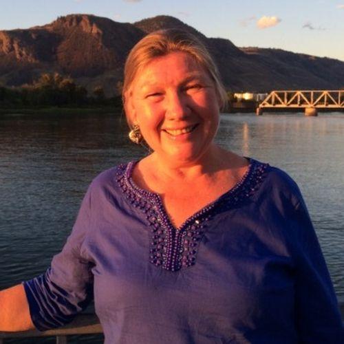 Canadian Nanny Provider Sharon C's Profile Picture